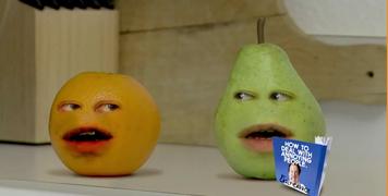 Annoying Orange Juice Boxes Orange and Pear
