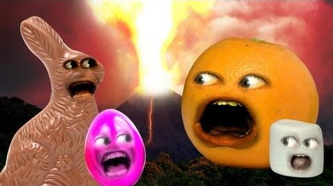 Annoying Orange: Easter Island