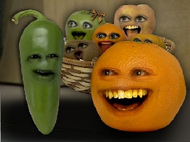 Annoying Orange Jalapeño