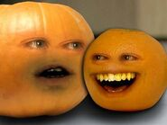 Annoying Orange 2 Plumpkin