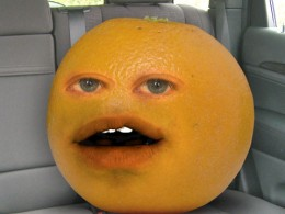 Annoying Orange Orange After Dentist