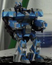 Robot Meteortron