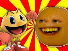 Annoying orange - annoying pacman thumbnail