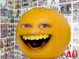 Annoying Orange Equals Annoying Orange