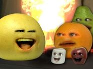 Annoying Orange Best Fiends Forever