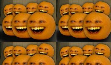 Annoying Orange Two Million Clones