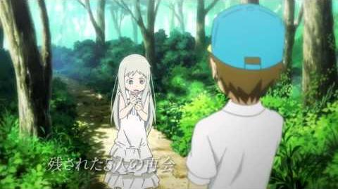 Anohana Movie Trailer 2
