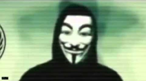 Anonymous - Project Blue Beam