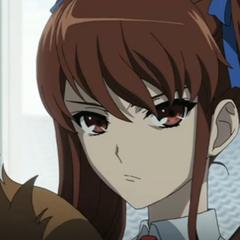 Izumi glares at Kouichi after <a href=
