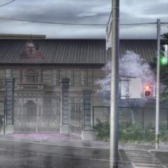 The Streets of Yomiyama.