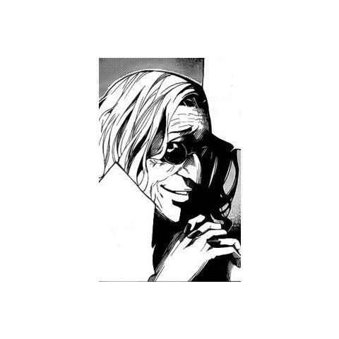 Amane in the manga.
