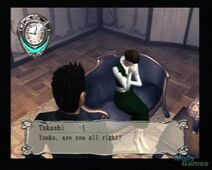 66903-glass-rose-playstation-2-screenshot-talking-to-youko-hideo