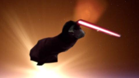 Star Wars Palpatine Shooting Stars