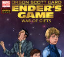 War of Gifts (Comic Book)