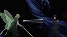 Kirito Vs Fairy King Oberon