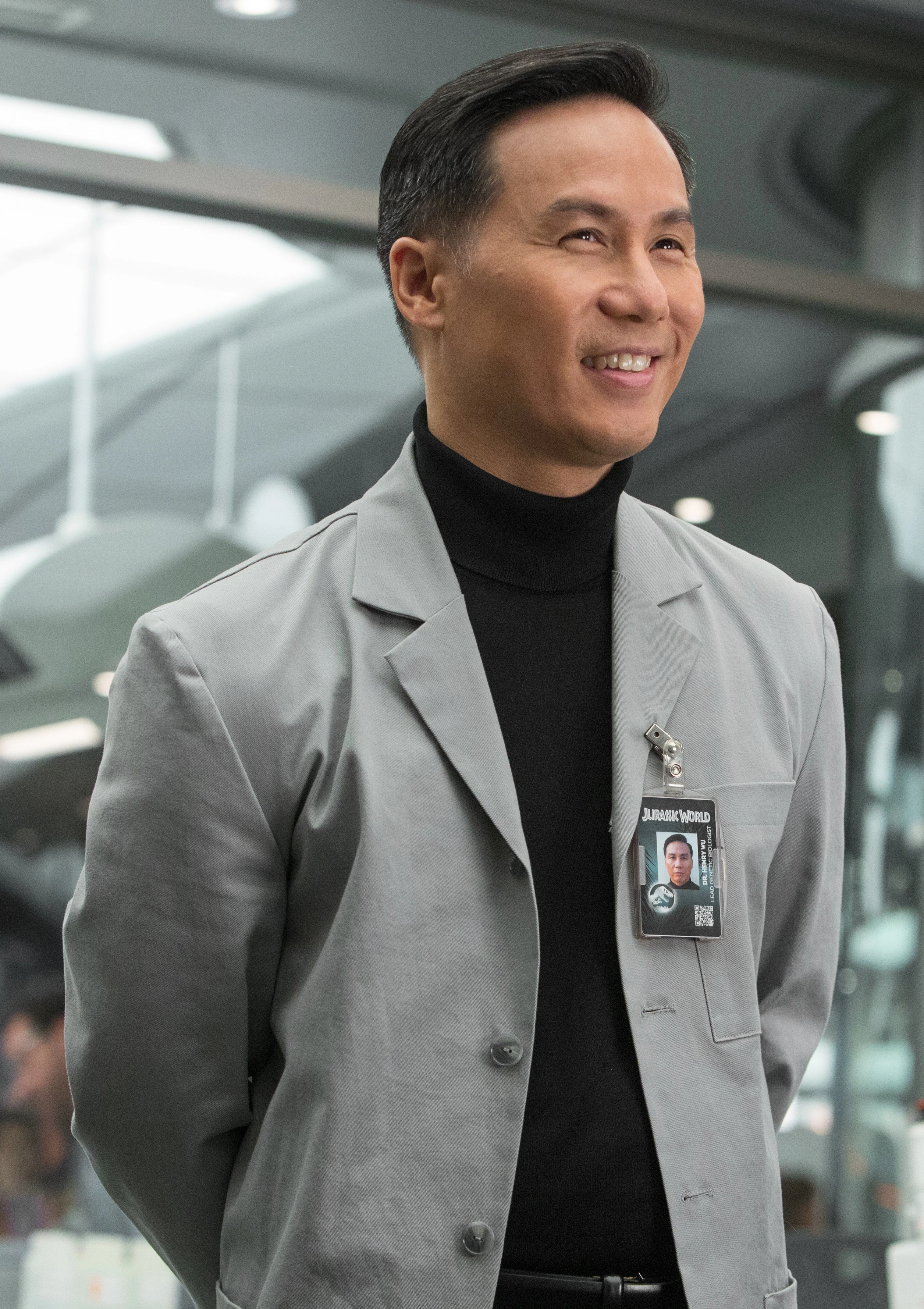Henry Wu Jurassic World