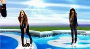 Laura Marano & China Anne McClain; DC Summer 2014