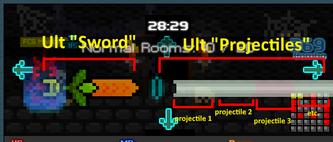 ULTProjectiles