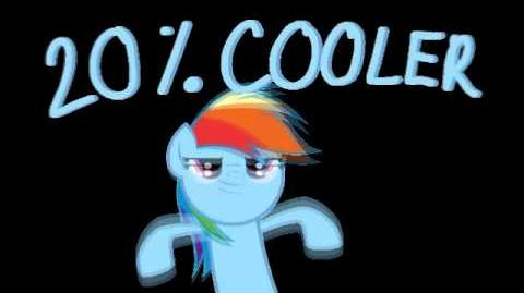 Ken Ashcorp - 20 Percent Cooler (Alex S. Remix) ~ Supersonic Hurricane Edition (PPP Edit)