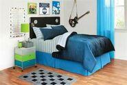 Tomboy Bedroom