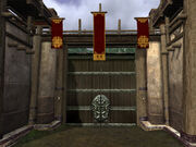 Playerbuilt Wall Gate