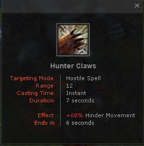 HunterClaws