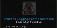 Stalker's Leggings of the Silent Kill