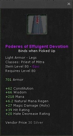 Poderes of effulgent devotion