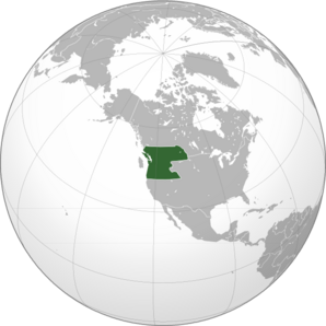 Lower Columbia orthographic projection