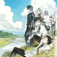 2nd ost cover color