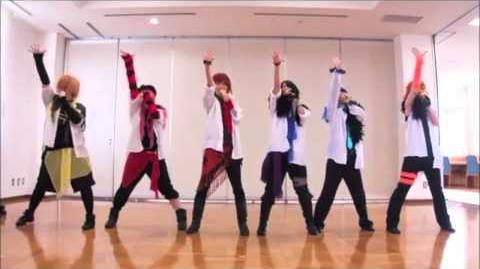 【DANCEROID+2人】マジLOVE1000%【踊ってみた】