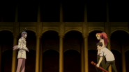 Shura questions Mephisto