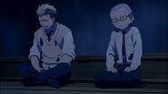 Ryuji and Konekomaru reciting