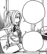 Arthur reports to the Grigori