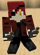 Minecraft Isles McCloud Sitting