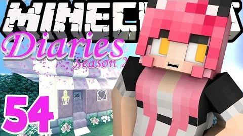Cadenza's Worry Minecraft Diaries S2 Ep