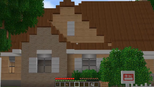 Dante, Laurance, and Garroth's House