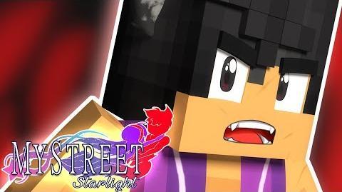 An Ultima's Bite MyStreet Starlight Ep.8 Minecraft Roleplay