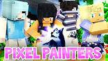 Pixel painters 12