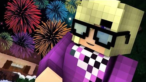 A New Years Kiss Minecraft MyStreet Ep