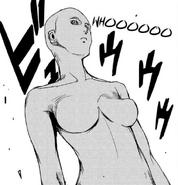 38 The female Bokor waits for Riku