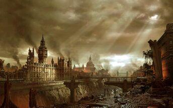 Apocalypse london