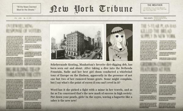 The Anna Adventure Newspaper