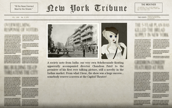 The Film Studies Adventure Newspaper