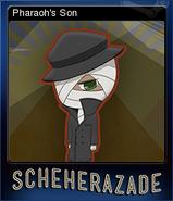 Pharaoh's Son Reg Card
