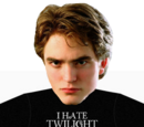 No one hates Twilight more than Robert Pattinson