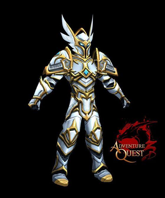 Kickstarter Guardian Armor