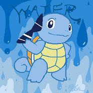 Mascot of Water