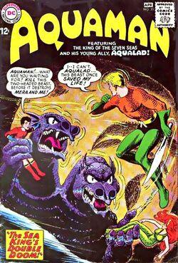Aquaman Vol 1-20 Cover-1