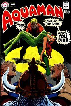 Aquaman Vol 1-46 Cover-1